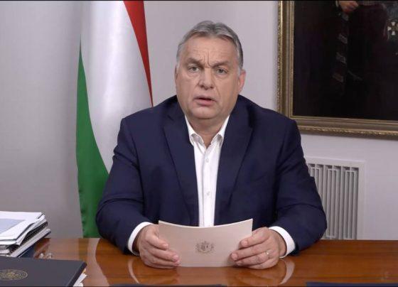Orbán Viktor bejelentése: a korlátozó intézkedések január 11-ig maradnak