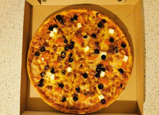 Megkóstoltuk: Salt&Pepper Firenze pizza