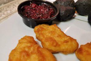Pin Up Diner Chicken Nugets