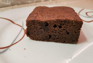Pin Up Diner Sweety Jam Brownie