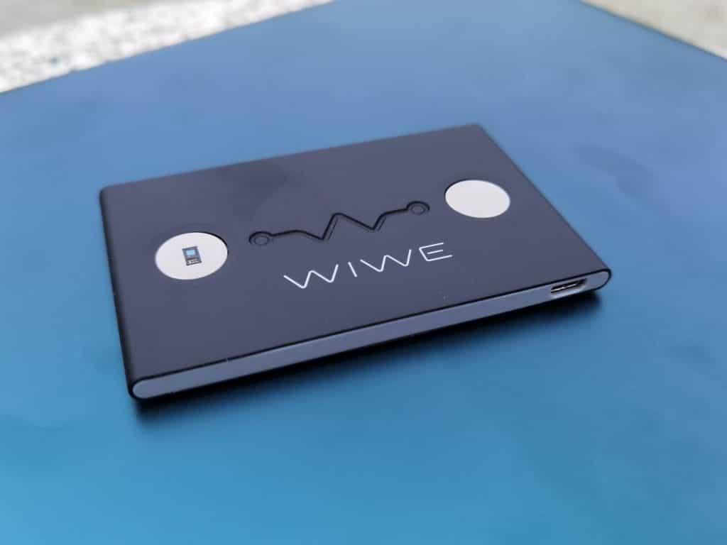 WIWE mobil EKG: már ebéd előtt is ellenőrizheted a szíved állapotát a telefonodon