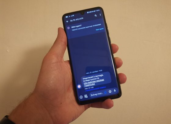 Ismét hamis SMS-ekkel támadnak a csalók