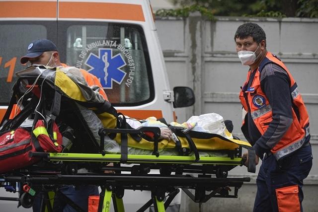 A debreceni kórházak is román COVID-fertőzötteket ápol